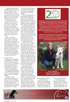 Dogs Monthly 2013 Page 2
