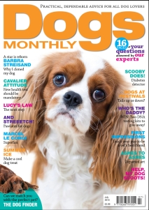 Dogs Monthly Juky2018